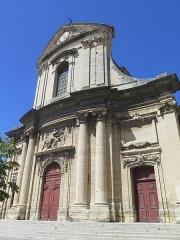 Vestiges du cloître, près de l'église Notre-Dame-des-Pommiers - This building is indexed in the Base Mérimée, a database of architectural heritage maintained by the French Ministry of Culture,under the reference PA00102981 .