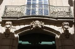 Maison - Deutsch:   Hôtel Clausonnette in Beaucaire