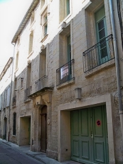Musée - Français:   27 rue Barbès à Beaucaire (30)
