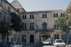 Château -  The City Hall of Caveirac accounts for the largest part of the old Castle.