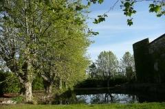 Château de Lascours - Français:   Château Lascour 16 ème siècle  près de Laudun-l\'Ardoise.