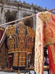 Amphithéatre ou Arènes - Costumes de Corrida