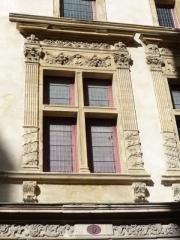 Hôtel dit le Presbytère de la la Cathédrale -  Presbytère de la cathédrale, 9 Rue Saint-Castor, Nîmes, Gard, France