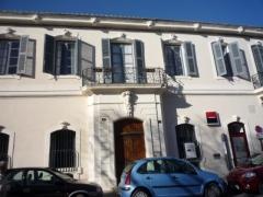 Immeuble, dit hôtel de Lagorce -  Immeuble historique, 2 Square de la Bouquerie, Nîmes, Gard, France