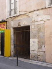 Immeuble -  Immeuble, 15 Rue des Lombards, Nîmes, Gard, France.