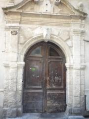 Immeuble -  Immeuble historique, 20 Rue des Orangers, Nîmes, Gard, France