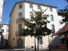 Immeuble -  Immeuble historique, 21 Rue des Orangers, Nîmes, Gard, France