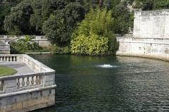 Jardin de la Fontaine -  The bubbling resurgence of The Fountain