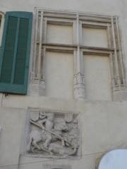 Maison - English: 4 curaterie street, Nîmes, Gard, France