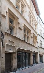 Maison -  Gothic House, 11 rue of the merchants.