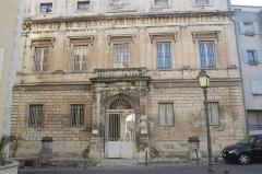 Ancien hôtel de Lisleroy - Deutsch: Haus in Pont-Saint-Esprit