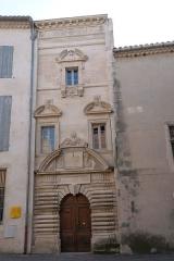 Hôtel de Roubin - Deutsch:   Haus in Pont-Saint-Esprit