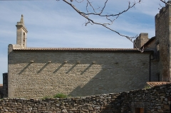 Eglise Saint-Bonnet - Français:   Église de Saint-Bonnet-du-Gard