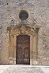 Eglise Saint-Laurent - Français:   église fortifiée de Saint-Laurent