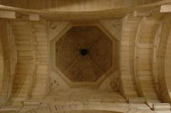 Eglise Saint-Laurent - This building is classé au titre des monuments historiques de la France. It is indexed in the base Mérimée, a database of architectural heritage maintained by the French Ministry of Culture,under the reference PA00103224 .