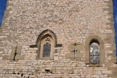 Remparts - Français:   Remparts de Saint Laurent des Arbres, dans le Gard