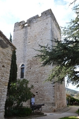 Remparts - This building is indexed in the base Mérimée, a database of architectural heritage maintained by the French Ministry of Culture,under the reference PA00103225 .