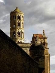 Ancienne cathédrale Saint-Théodorit - Cathédrale Saint-Théodorit d'Uzès (30).