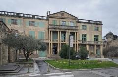 Hôtel de Castille - English:   Hôtel de Castille in Uzès, Gard, France