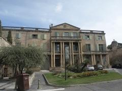 Hôtel de Castille - Français:   Hôtel de Castille (Uzès)
