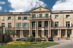 Hôtel de Castille -  Manshion of the Baron de Castille.