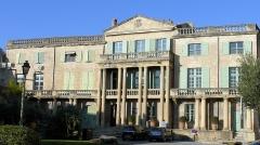 Hôtel de Castille - Français:   Uzès - Hôtel du baron de Castille