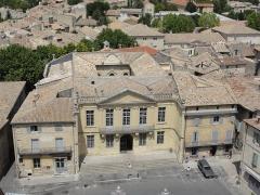 Hôtel de ville - Français:   Hôtel de Ville d\'Uzès