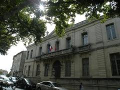 Hôtel de ville - Français:   Hôtel de Ville (Uzès)