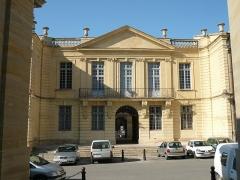 Hôtel de ville - English:   Town hall of Uzès (France).