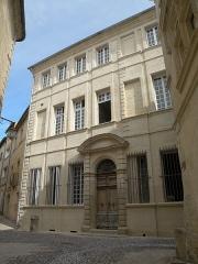 Hôtel Chambon de la Tour - Français:   Hôtel Chambon de la Tour (Uzès)