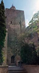 Partie subsistante des remparts -  The Bishop's Tower (XII century).