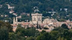 Eglise Notre-Dame - English: Collégiale Notre-Dame de Villeneuve-lès-Avignon
