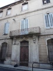 Hôtel Séguier -  Hôtel Séguier, 7 Rue Séguier, Nîmes, Gard, France