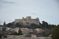 Château - Français:   Château de Lédenon