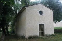 Chapelle Saint-Raphaël de la Bastide - Français:   Bédarieux, Hérault - chapelle préromane Saint-Raphaël de la Bastide