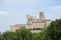 Ancienne cathédrale Saint-Nazaire et cloître Saint-Nazaire - Français:   Cathédrale Saint-Nazaire