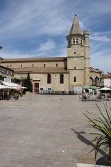 Eglise de la Madeleine - Église de la Madeleine à Béziers