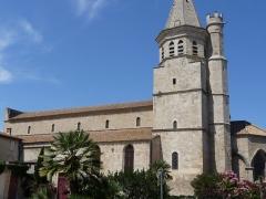 Eglise de la Madeleine - Català: Vista general de l'església de la Magdalena (Besiers)