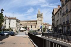 Eglise de la Madeleine - Français:   Église de la Madeleine à Béziers