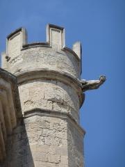 Eglise de la Madeleine - Català: Torre de l'església de la Magdalena (Besiers)