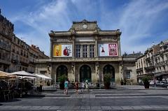 Théâtre - Français:   Théâtre municipal de Béziers
