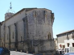 Eglise Saint-Jean-Baptiste - English: Castelnau-le-Lez, l'église
