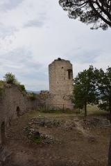 Eglise Saint-Paul - Château des Guilhem à Clermont-l'Hérault