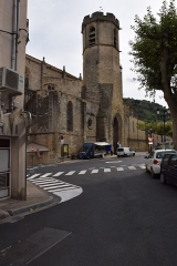 Eglise Saint-Paul - Collégiale Saint-Paul de Clermont-l'Hérault