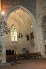 Eglise Saint-Paul - Frontignan (Hérault) - Église Saint-Paul - chapelle nord du Purgatoire.