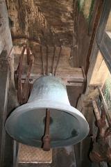 Eglise Saint-Paul - Frontignan (Hérault) - Église Saint-Paul - cloche Catherine-Alexandrine (1825), au dépens de la fabrique - dim: 0,97 m, 4 quintaux - parrain: Argellies Layrolle, marraine: Thomas, née Peyronnet.