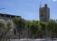 Eglise Saint-Paul -  Saint Paul's church.
