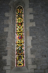 Eglise Saint-Paul - Frontignan (Hérault) - Église Saint-Paul - fenêtre nord 2.
