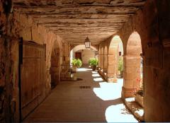 Ancienne abbaye Saint-Pierre de Lunas - Français:   France - Languedoc - Hérault - Joncels - Abbaye