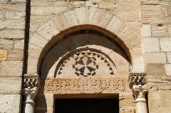 Eglise Saint-Pierre-de-Rhèdes - France - Languedoc - Hérault - Lamalou-les-Bains - église Saint-Pierre-de-Rhèdes